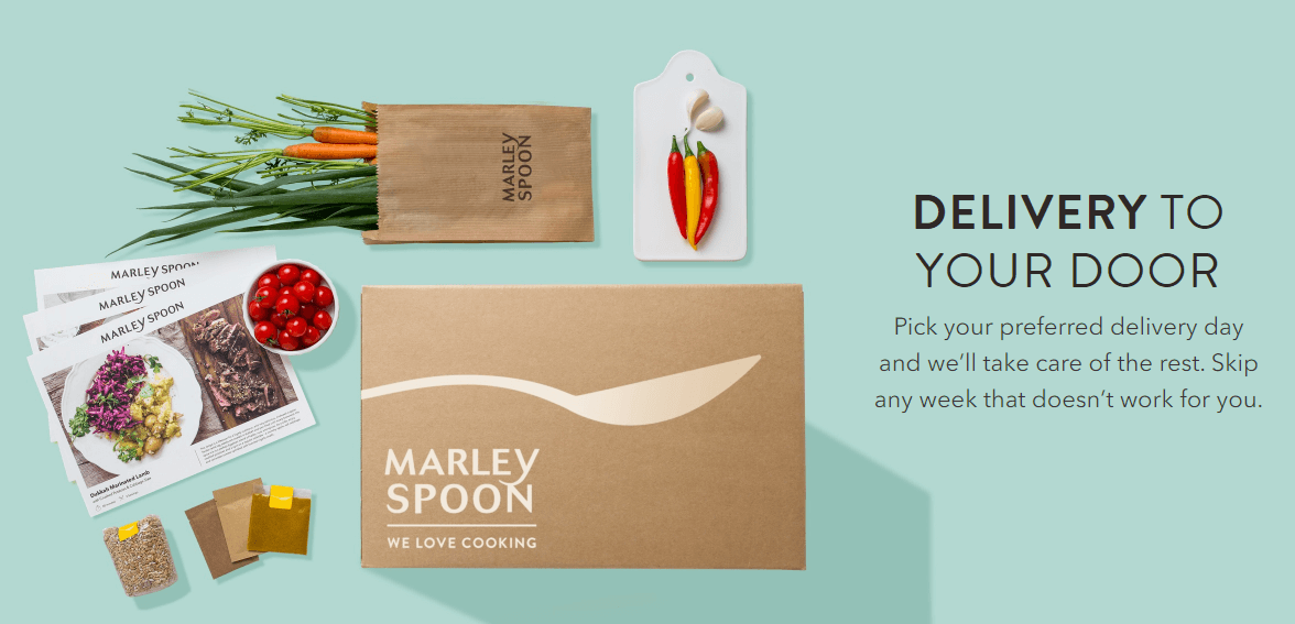Recipe meal box delivery in australia marley spoon your digital recipe meal box delivery in australia marley spoon forumfinder Gallery